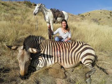 NamibiaCaza a caballo montañas Khomas Hochland