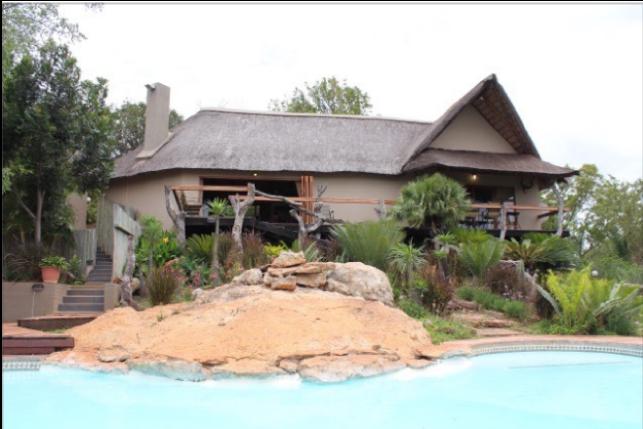 SUDAFRICA  LIMPOPO PAQUETES en lodge de lujo