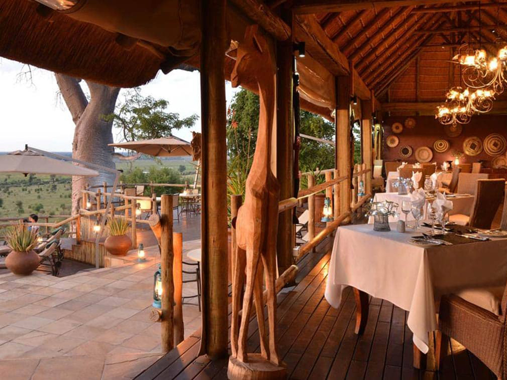 SUDAFRICA LUXURY LODGE SAFARIS